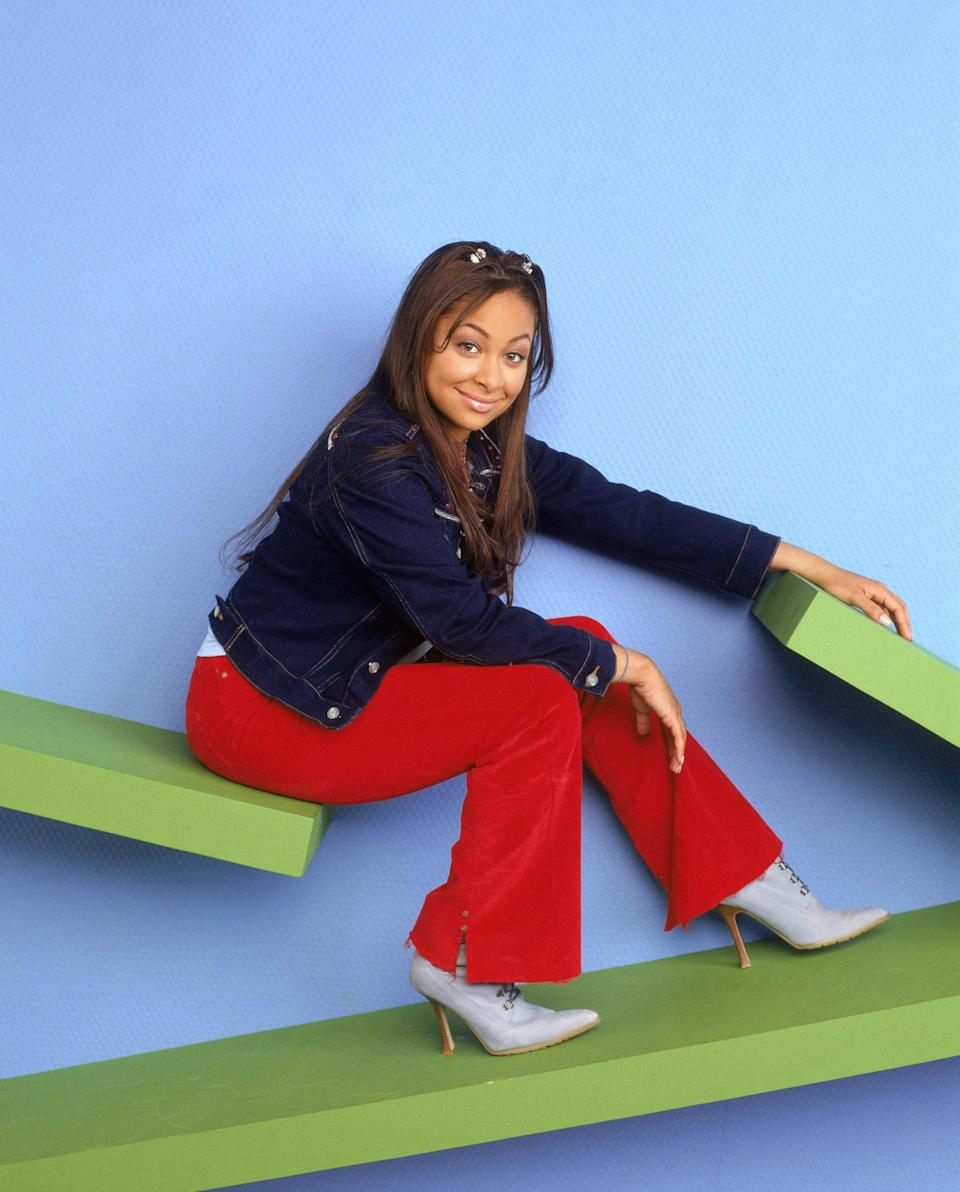 "<p>For many years the longest-running and highest-rated Disney Channel show was <em>That's So Raven,</em> about a fashion-obsessed teen who gets quick premonitions. Always zany, often funny, and occasionally poignant, the show addressed issues like racism and fatphobia with humor and heart. It was popular enough to spawn two spin-offs, <em>Cory in the House</em> and <em>Raven's Home</em>. Not to mention the theme song absolutely slaps. </p> <p><a href=""https://cna.st/affiliate-link/9DMYJr9yybX4gbbjvYyYuXVJiFkphPByABhE31pGAroAS54dev7ubhMz3JFqbs9VcEzuJrHa1vBmnpdbGctPZ5bm7vLFfprsbGpkW4bC88yk9vppw8Z2TxW6eYS?cid=602d2ca3d39470a593a90b33"" rel=""nofollow noopener"" target=""_blank"" data-ylk=""slk:Watch now on Disney+"" class=""link rapid-noclick-resp""><em>Watch now on Disney+</em></a></p>"