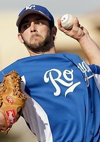 He may be short in stature, but Tim Collins stands tall in the Royals' bullpen