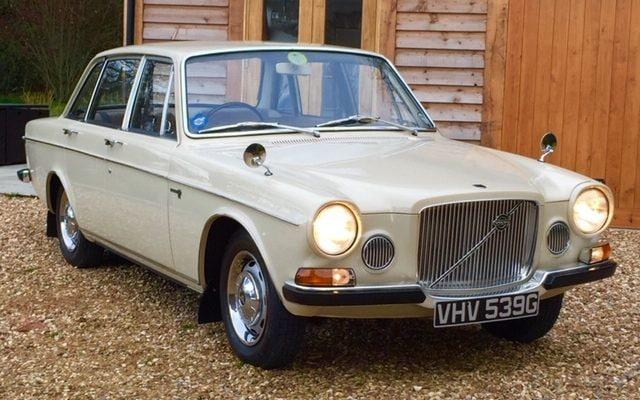 1969 Volvo 164 - owned by Mark Yeulett