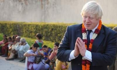 Boris Tells Indian Firms To 'Come To London'