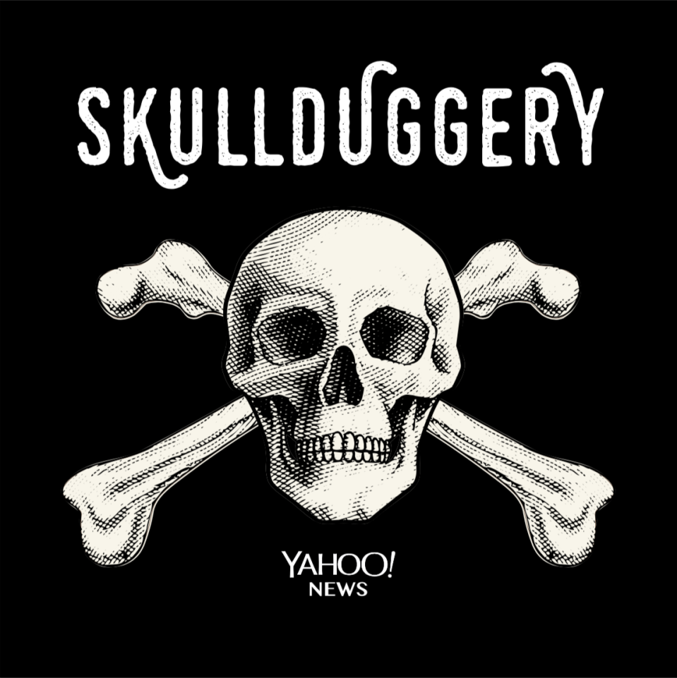 Skullduggery extra: Wait, there's more!