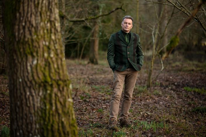 Springwatch presenter Packham, 59, was alarmed by The National Lottery's trailblazing research