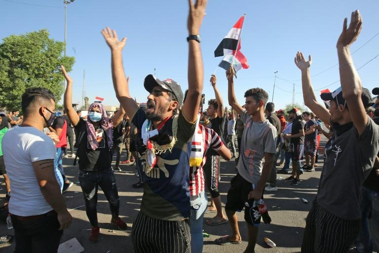 From October 1 to 6, thousands of Iraqis demonstrated in the capital Baghdad and across the south of the country, demanding an end to rampant corruption and chronic unemployment