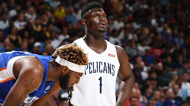 Should NBA fans be concerned about Zion Williamson's conditioning after NBA Summer League? ESPN draft analyst Fran Fraschilla joined The Crossover podcast to discuss Williamson's summer and why he is not worried about his potential.