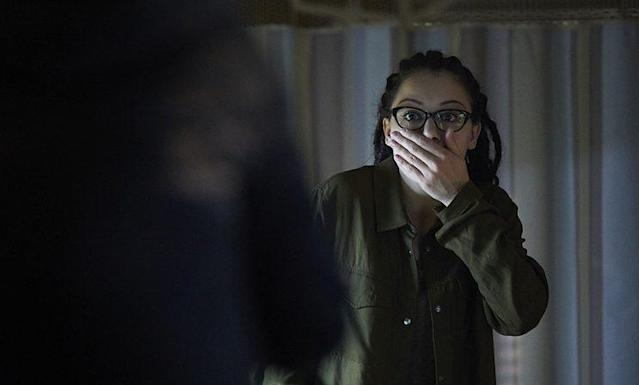 Tatiana Maslany as Cosima in BBC America's Orphan Black. (Photo: BBC America)