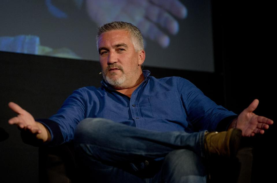 File photo dated 26/09/15 of Great British Bake Off judge Paul Hollywood who has said he is not as mean as the editors on the show make him out to be.