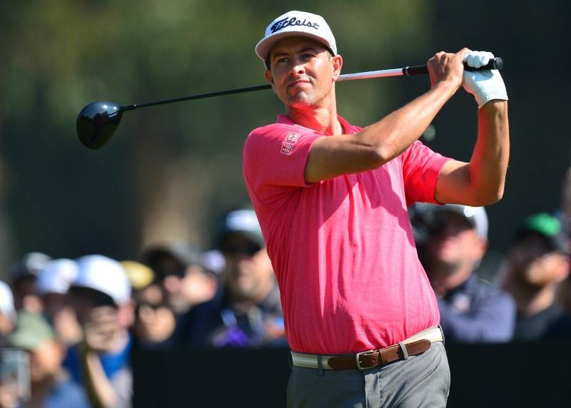 Scott wins by two strokes at Riviera, and this time it is official