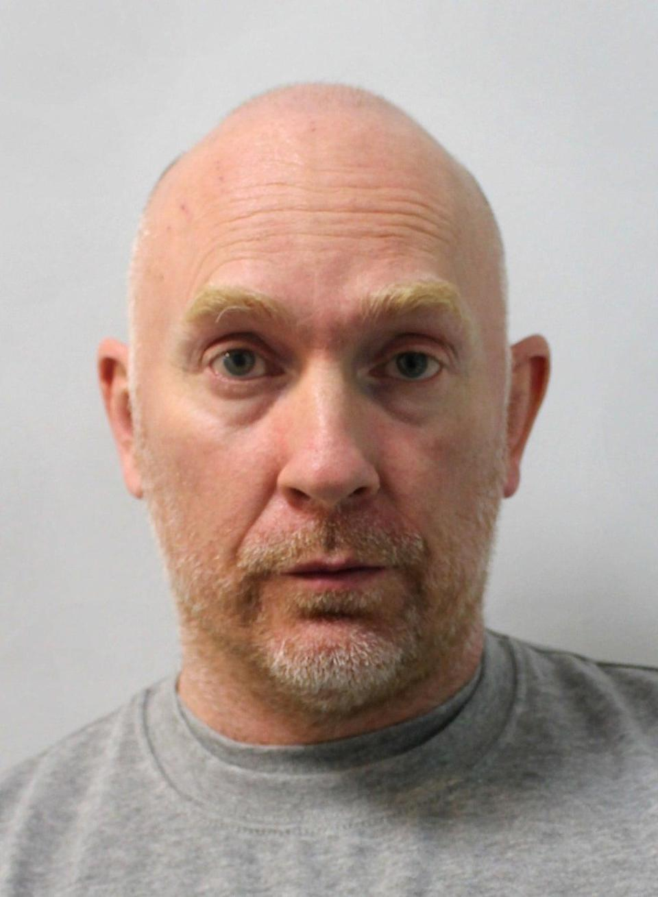 Former Metropolitan Police officer Wayne Couzens, who will spend the rest of his life in prison (Metropolitan Police/PA) (PA Media)