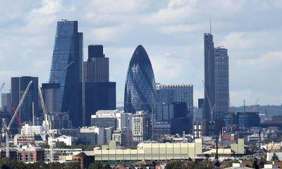 5,000 City jobs will go by Brexit day - financial services minister John Glen