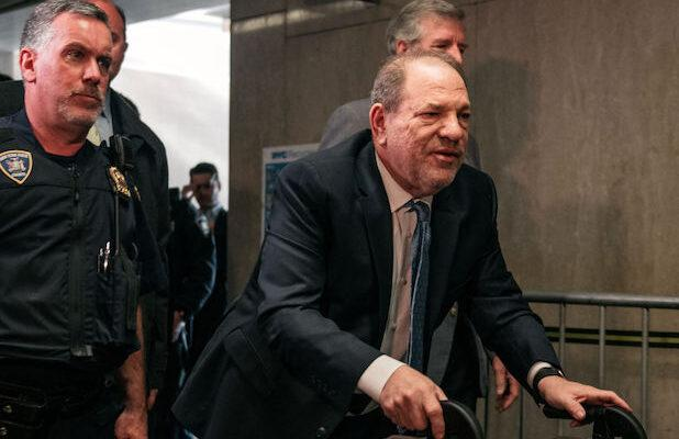 LA District Attorney Begins Harvey Weinstein's Extradition Process for 2nd Trial