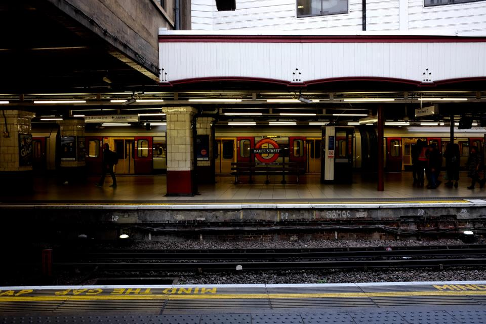 Only 21% of London commuters have travelled by tube in the last six months – down from 88% before the coronavirus pandemic. Photo: Tim Bechervaise/Unsplash