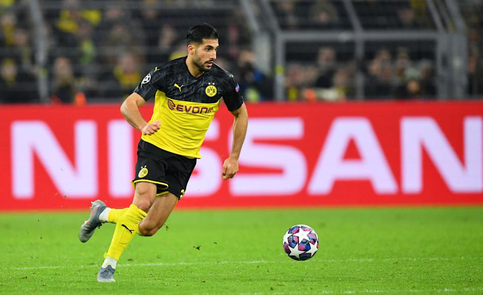 Emre Can (Photo by Stuart Franklin/Bongarts/Getty Images)