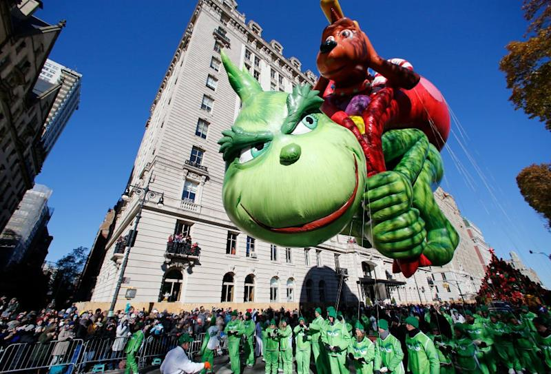High Winds May Force New York City Officials to Ground the Famous Macy's Thanksgiving Day Parade Balloons