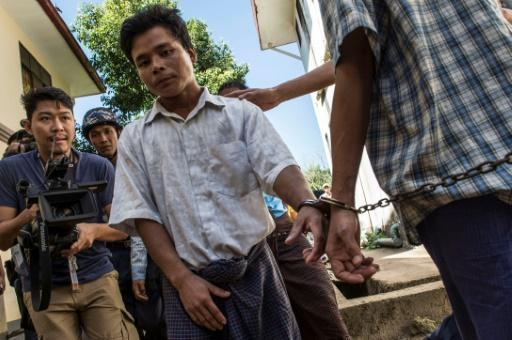 Myanmar sentences 'exorcist' to death for child murders