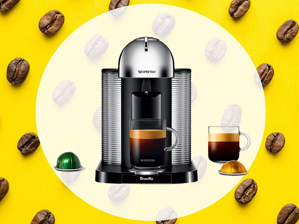 <p>This bundle comes with a free two-month coffee subscription</p> (The Independent/iStock)