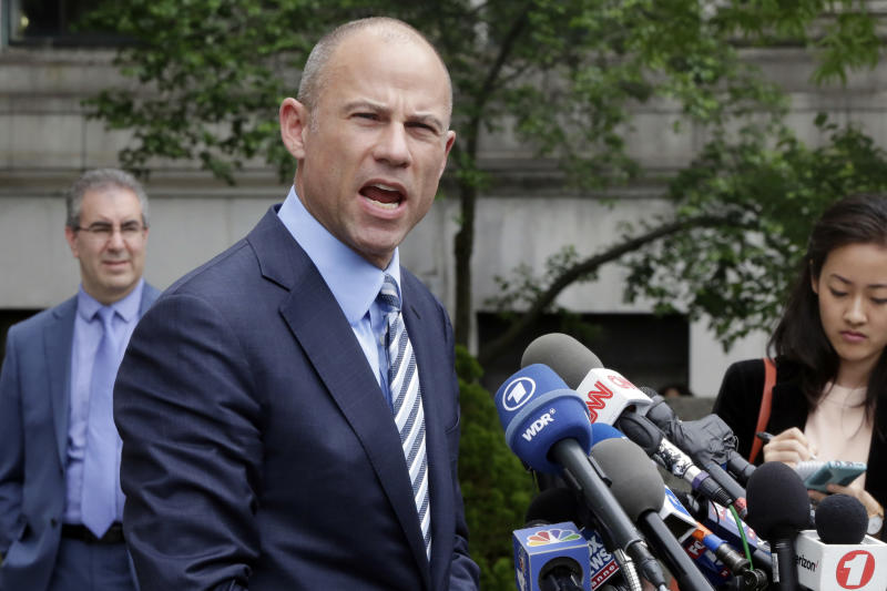 Stormy Lawyer Michael Avenatti: If Trump Runs in 2020, 'I Will Run'