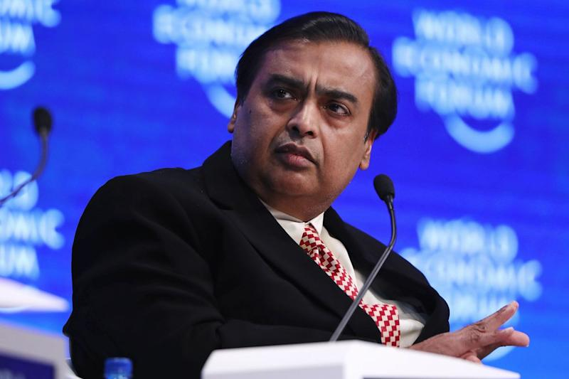 Ambani's Shot at Brotherly Bailout Faces Insolvency Rule Test