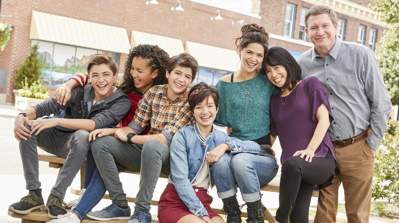 'Family' Group Blasts 'Andi Mack' For Featuring A Gay Tween Character