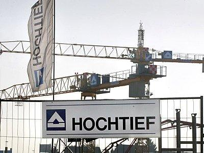 Aktie des Tages: Hochtief AG