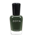 """<p><strong>Zoya</strong></p><p>amazon.com</p><p><strong>$10.00</strong></p><p><a href=""""https://www.amazon.com/dp/B00E90VF60?tag=syn-yahoo-20&ascsubtag=%5Bartid%7C10056.g.33660165%5Bsrc%7Cyahoo-us"""" rel=""""nofollow noopener"""" target=""""_blank"""" data-ylk=""""slk:Shop Now"""" class=""""link rapid-noclick-resp"""">Shop Now</a></p><p>Mimi D's personal favorite is this hunter green shade from Zoya. It's a bold olive green that really pops against medium to deep skin tones. </p>"""