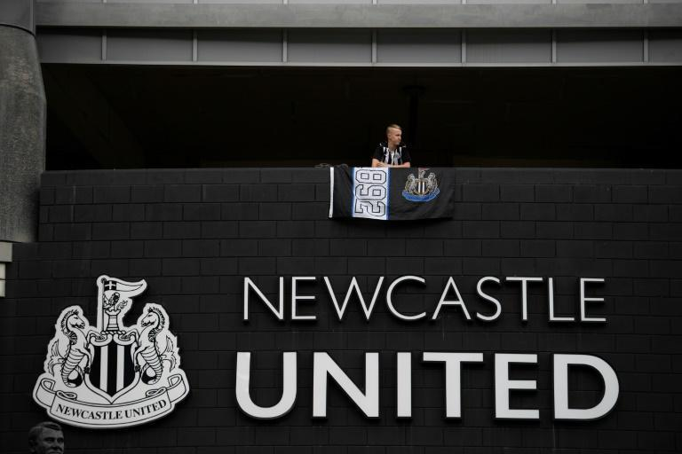 Newcastle United have a long history but few trophies to their name in recent decades (AFP/Oli SCARFF)