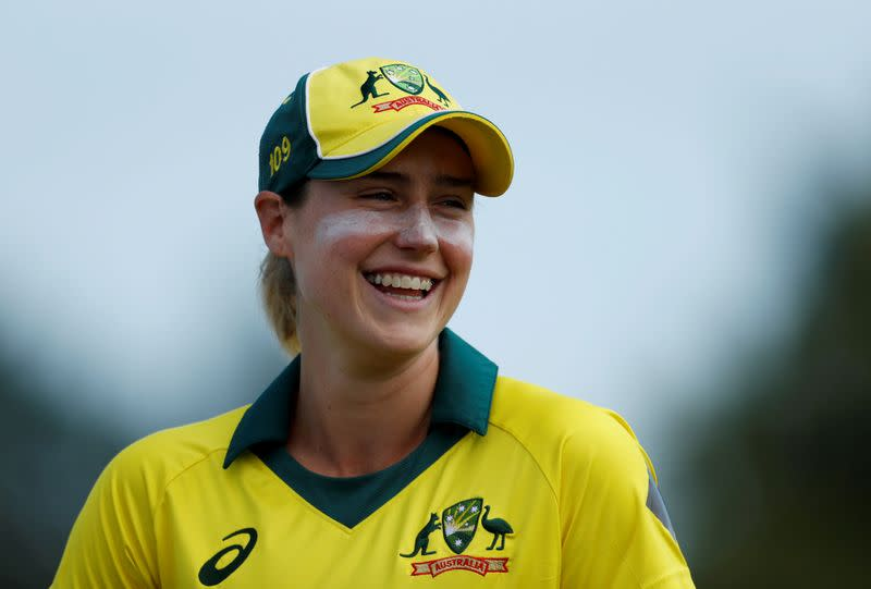Perry leads Australian sweep of top ICC women's awards