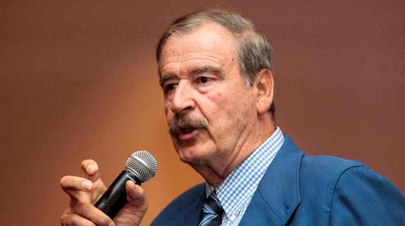Former Mexican President Vicente Fox Tears Into Donald Trump Over DACA