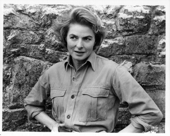 <p>While Ingrid Bergman is no stranger to iconic wardrobes (<em>Casablanca, </em>hello!?), it was the denim work shirt she wore in <em>Yellow Rolls Royce </em>that we really remember. The actress looked effortlessly elegant as she wore the denim shirt with rolled up sleeves and a tucked-in waist. </p>