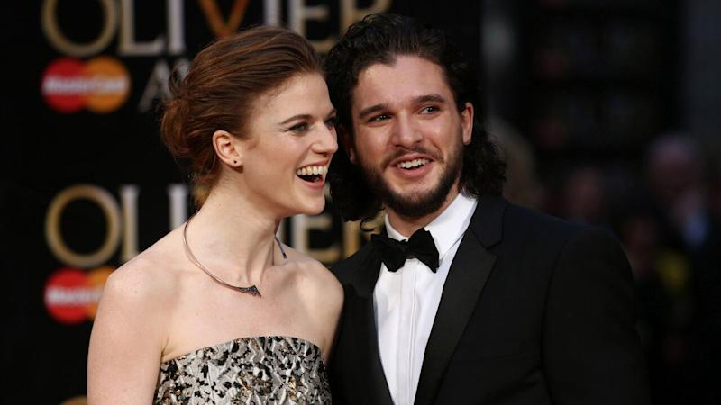 Inside Kit Harington and Rose Leslie's Real-Life 'Game of Thrones' Love Story