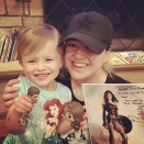 "<p>There's a new American Idol in town! ""THANK YOU SO MUCH @gal_gadot for the awesome presents for River Rose!!"" the ""Love So Soft"" singer wrote to the <em>Wonder Woman</em> star, as her daughter gripped her new gifts tightly. ""She LOVES them! You've made a little girl very happy,"" Clarkson added, making sure she included ""#galgadotforthewin."" (Photo: <a rel=""nofollow noopener"" href=""https://www.instagram.com/p/BcDw3kqBxGX/?taken-by=kellyclarkson"" target=""_blank"" data-ylk=""slk:Kelly Clarkson via Instagram"" class=""link rapid-noclick-resp"">Kelly Clarkson via Instagram</a>) </p>"