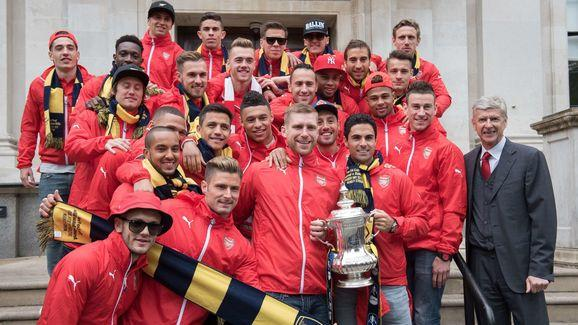 FBL-ENG-FACUP-ARSENAL-PARADE