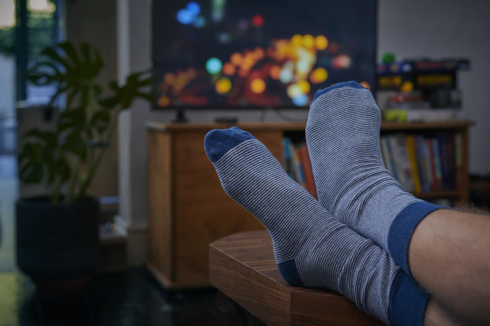There is value in binge-watching television during the quarantine, say scientists. (Photo: Getty Images)