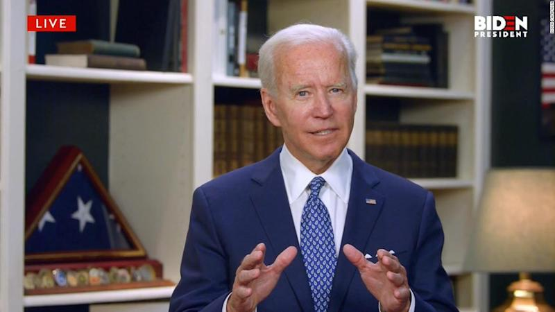 Biden campaign grows digital operation to contend with virtual trail