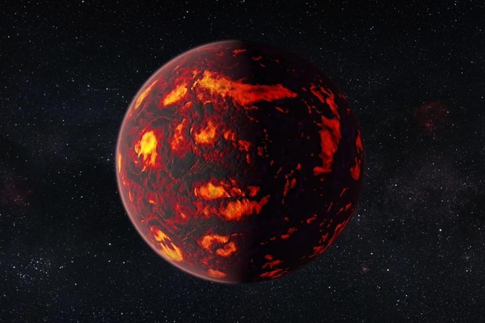 "<p>Astronomers at London's University College London made cosmic history this week, announcing the discovery of hydrogen and helium gas within the atmosphere of a distant super-Earth known as 55 Cancri e. According to findings <a href=""http://arxiv.org/pdf/1511.08901v2.pdf"" rel=""nofollow noopener"" target=""_blank"" data-ylk=""slk:published in the Astrophysical Journal"" class=""link rapid-noclick-resp"">published in the <em>Astrophysical Journal</em></a>, 55 Cancri e boasts a mass over eight times that of Earth, and sees its temperatures rise to roughly 3,632 degrees Fahrenheit. Despite the planet's obvious uninhabitable nature for humans, the astronomers say the evidence of an atmosphere on such a planet is a boon for the continued search for livable planets outside our own solar system.</p> <p>Located in a solar system roughly 40 light-years from Earth, 55 Cancri e is one of several planets orbiting 55 Cancri, a sun-like star called ""Copernicus."" Dubbed ""Janssen"" by the International Astronomical Union, 55 Cancri e was initially discovered in 2004 and represents one of the first super-Earth type planets found by astronomers. Years before the Kepler space telescope made finding exoplanets an absolute breeze, astronomers instead used the traditional radial velocity technique to discover distant planetary systems, including the one containing Copernicus and Janssen.</p>  <p>What made 55 Cancri e so special upon its discovery was that it was also one of the first rocky planets to orbit a sequence star similar to our sun. Though in comparison to its mass Earth is little more than a pipsqueak, compared to other giant gaseous planets within our solar system, Janssen (along with all super-Earths) is relatively small.</p> <p>""This is a very exciting result because it's the first time that we have been able to find the spectral fingerprints that show the gases present in the atmosphere of a super-Earth,"" says UCL PhD student Angelos Tsiaras. ""Our observations of 55 Cancri e's atmosphere suggest that the planet has managed to cling on to a significant amount of hydrogen and helium from the nebula from which it formed.""</p> <p><strong>Related: </strong><a href=""http://www.digitaltrends.com/cool-tech/scientists-confirm-direct-detection-of-gravitational-waves/"" rel=""nofollow noopener"" target=""_blank"" data-ylk=""slk:To Einstein's delight, scientists just confirmed the existence of gravitational waves"" class=""link rapid-noclick-resp"">To Einstein's delight, scientists just confirmed the existence of gravitational waves</a></p> <p>Tsiaras, along with UCL Physics & Astronomy's Dr. Ingo Waldmann and Marco Rocchetto, developed a new data processing technique for NASA and the European Space Agency's Hubble Space Telescope which allowed them to examine Janssen's atmosphere with ""<a href=""http://www.europlanet-eu.org/first-detection-of-gases-at-super-earth-show-a-light-weight-dry-atmosphere-with-a-hint-of-carbon-too/"" rel=""nofollow noopener"" target=""_blank"" data-ylk=""slk:unprecedented detail"" class=""link rapid-noclick-resp"">unprecedented detail</a>."" By utilizing this novel technique, astronomers gained the ability to essentially tease data concerning a planet's atmosphere out of readings obtained by Hubble. Moreover, the inherent brightness of Copernicus further aided in the astronomers' ability to obtain information pertaining to Janssen.</p> <div><div><div>Please enable Javascript to watch this video</div></div></div> <p>The accrued data then allowed the researchers to deduce what exactly Janssen's atmosphere contained (its helium and hydrogen makeup), and also fostered the creation of the theory that its high-density core could be diamond-like. Considering the star formed some 8 billion years ago (and orbits so close to a star), the astronomers are shocked it has maintained an atmosphere for as long as it has. Additionally, the recorded data also indicated a hydrogen cyanide signature, likely meaning 55 Cancri e's atmosphere is carbon-rich.</p> <p>""If the presence of hydrogen cyanide and other molecules is confirmed in a few years time by the next generation of infrared telescopes, it would support the theory that this planet is indeed carbon rich and a very exotic place,"" says UCL professor Jonathan Tennyson. ""Although, hydrogen cyanide or prussic acid is highly poisonous, so it is perhaps not a planet I would like to live on!""</p> <p>So while 55 Cancri e isn't necessarily paradise waiting in the wings, the discovery of its atmosphere stands as an incredible advance toward discovering Earth-like planets in the future. Currently, astronomers lack the necessary telescope to discover such planets, however, with the launch of the <a href=""http://www.digitaltrends.com/cool-tech/james-webb-satellite-to-finally-launch-in-2018/"" rel=""nofollow noopener"" target=""_blank"" data-ylk=""slk:James Webb Space Telescope"" class=""link rapid-noclick-resp"">James Webb Space Telescope</a> scheduled for 2018, such a capability isn't terribly far off.</p>"