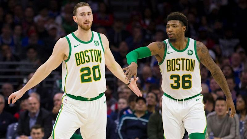 Celtics star gets positive results on tests after leaving game on stretcher