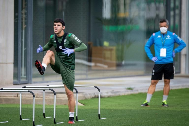 Betis have been training and on Friday found out that they will kick off the resumed Spanish season against local rivals Sevilla on June 11