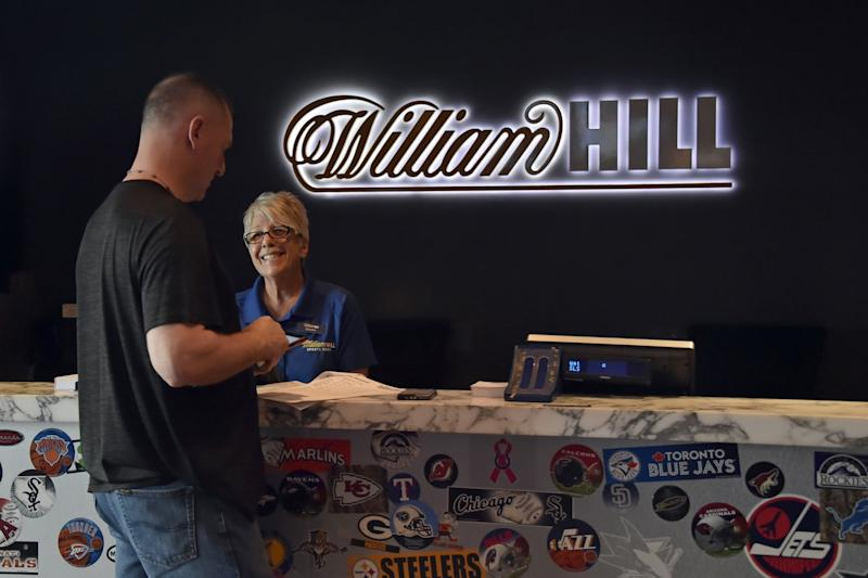 William Hill confirms 'ongoing discussions' regarding United States takeover