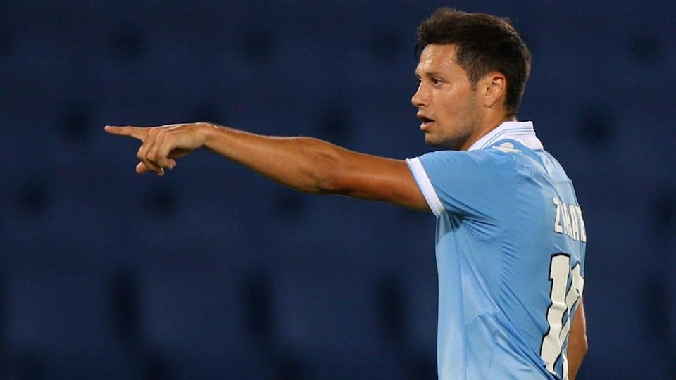 Mauro Zárate poderia ter escolhido o Chile. | Paolo Bruno/Getty Images