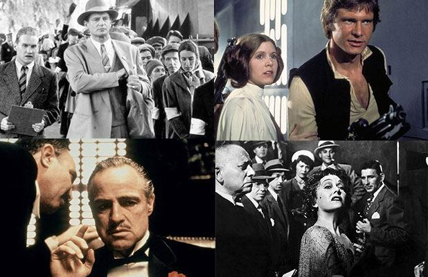 Bored at Home? Here's Where You Can Watch Most of AFI's Top 25 Films (Photos)