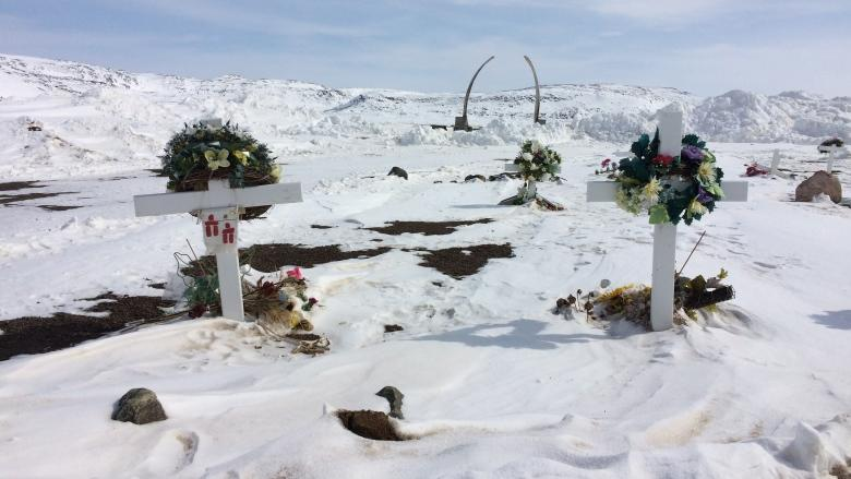 Iqaluit's new cemetery wins design award despite past flooding issues
