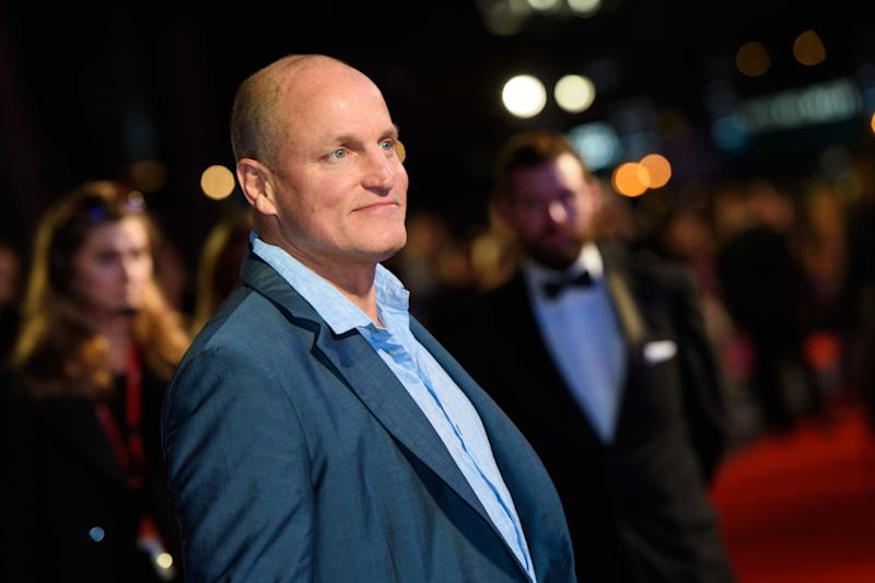 Woody Harrelson attending the premiere of Three Billboards Outside Ebbing, Missouri at the closing gala of the BFI London Film Festival, at the Odeon Leicester Square, London. PRESS ASSOCIATION Photo. Picture date: Sunday October 15th, 2017. Photo credit should read: Matt Crossick/PA Wire.