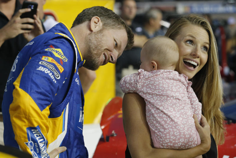 Grateful Earnhardt Jr. ready for normalcy at Darlington