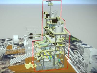 HGO1 Cyclone Capacity Upgrade (CNW Group/Newcrest Mining Limited)