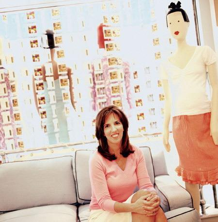 """<div class=""""caption-credit""""> Photo by: Bloomburg Businessweek</div><div class=""""caption-title"""">Liz Lange of Liz Lange Maternity</div>As founder and Creative Director of her own maternity line, Liz is<i><a rel=""""nofollow noopener"""" href=""""http://blogs.babble.com/being-pregnant/2012/01/25/liz-lange-looking-hot-when-it-cools-down/"""" target=""""_blank"""" data-ylk=""""slk:well known around the Babbles."""" class=""""link rapid-noclick-resp"""">well known around the Babbles.</a></i> If you're pregnant, been pregnant or even thinking about it, you've probably heard of her, especially since she began designing the maternity lines for Target and Nike on top of her own. Liz became pregnant just four months into the launch of her small business (then). Clearly that didn't intercept her success in becoming internationally known, even publishing her own book, <i>Liz Lange's Maternity Style: How to look fabulous during the most fashion-challenged time.</i> <br> <a rel=""""nofollow noopener"""" href=""""http://blogs.babble.com/strollerderby/2011/11/02/love-and-marriage-25-vintage-ads-depicting-blatant-sexism/"""" target=""""_blank"""" data-ylk=""""slk:Related: 25 vintage ads that scream SEXISM"""" class=""""link rapid-noclick-resp""""><b><i>Related: 25 vintage ads that scream SEXISM </i></b></a>"""