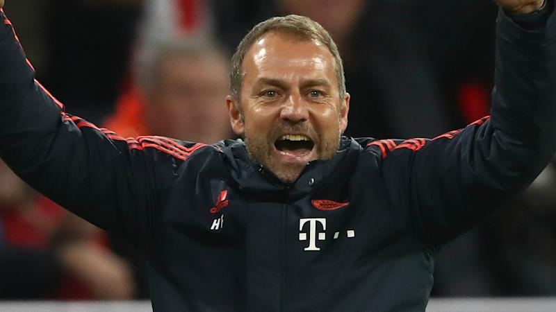 'We have to talk about it' - Bayern boss Flick concerned by defending in win over Frankfurt