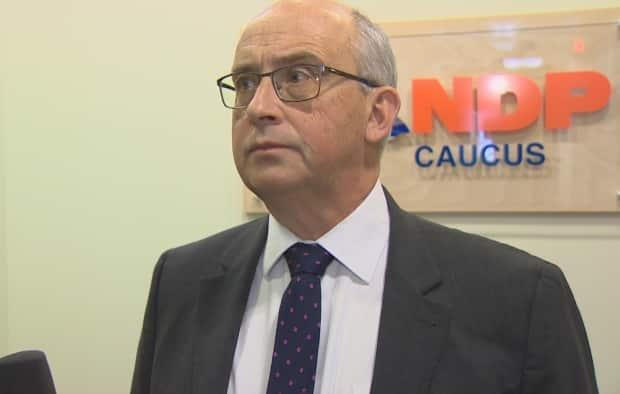 NDP Leader Gary Burrill says the lack of focus on long-term care by the current government created an environment that made the sector even more vulnerable.