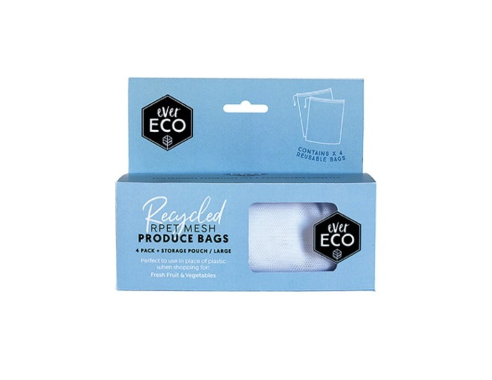 Ever Eco Produce Bags - 4 Pack, $15.95