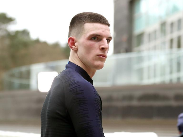 Declan Rice apologises for old pro-IRA comment made on social media
