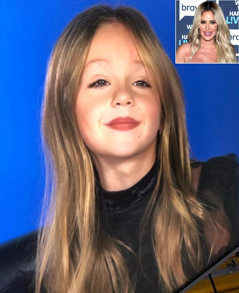 """The <em>Don't Be Tardy</em> star <a href=""""https://people.com/parents/kim-zolciak-responds-to-mommy-shamers-over-5-year-old-daughter-makeup/"""">faced off with a slew of haters</a> after posting a photo of her 5-year-old daughter, <a href=""""https://people.com/tv/kim-zolciak-welcomes-her-twins/"""">Kaia Rose</a>, on Instagram.  """"Picture of the screen, where does the time go @kaiabiermann how are you 5 already?"""" <a href=""""https://www.instagram.com/p/B2wNbjqgcJD/"""">wrote</a> Zolciak-Biermann, who took a snap of her daughter on a TV screen to share with fans just how grown-up her little girl looked.  However, some fans felt that Kaia's """"grown-up"""" appearance looked unnatural and shamed the mom of six for letting her daughter wear makeup at such a young age.  """"Makeup and hair extensions. Really??,"""" one user commented, to which Zolciak-Biermann responded, """"hair extensions now that's funny!""""  """"Why is [Kaia] wearing a bright red lipstick? I don't eve[sic] wear lipstick that bright,"""" another added.  """"Sweetie it's a tv screen color is off it's not accurate but regardless just because you don't doesn't mean others won't,"""" Zolciak-Biermann clapped back, seemingly defending her choice to allow her daughter to wear makeup if she wants."""