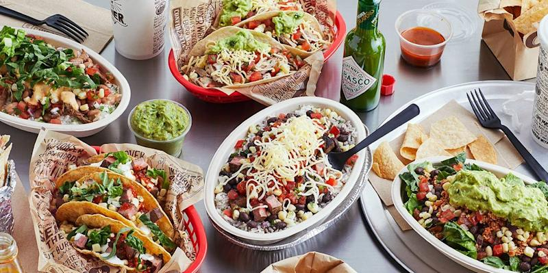 Photo credit: Chipotle / Facebook